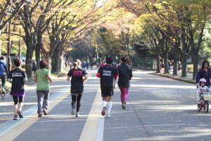 今日は寝坊した多摩サイ~川崎浮島公園往復59キロ