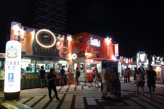 駒沢公園51キロでかい地震とか