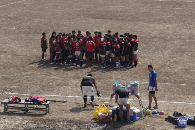駒沢公園~多摩サイ~羽田50キロ暑い午後だった