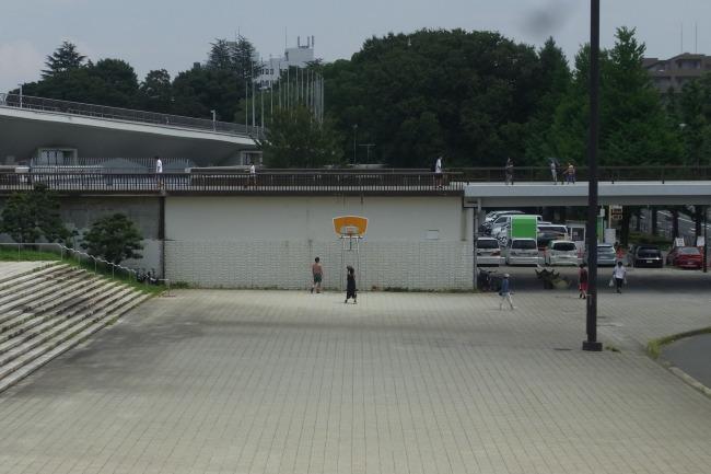 駒沢公園バスケットコート